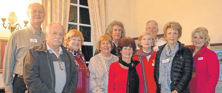 PRESERVING HISTORY: The existing ranks of the Kowie Museum trustees were bolstered with several new members at its AGM last week. From left are chairman Rob Crothall, Mike Coleman, Gwynn Crothall, Erika Freeme, Hennie Marais, Joy Billing, Heather Howard, Mitch Ramsay, curator Yvonne Surtees and Sue Gordon. Picture: JON HOUZET