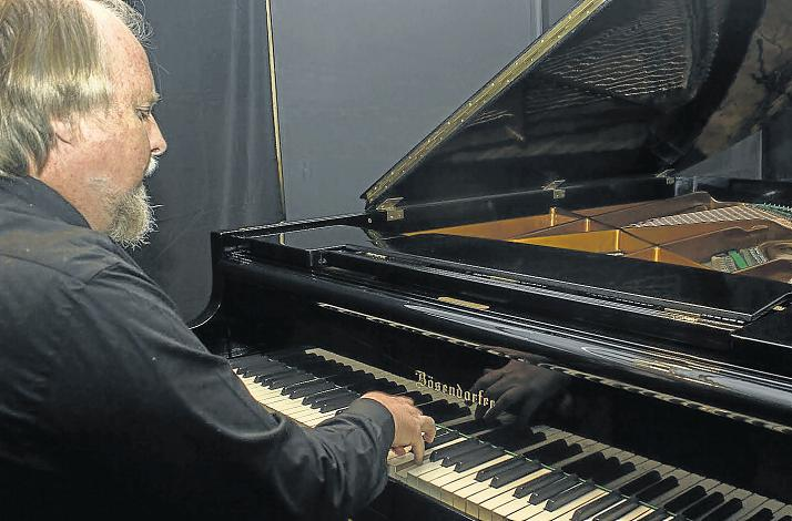 EPIC PERFORMANCE: Pianist Benjamin Fourie will perform a unique collaboration with artist Heleen du Preez at the next Classics at the Castle event on May 28
