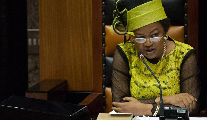 Baleka Mbete: Inquiry into all state capture matters would be desirable