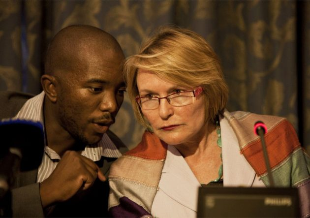 DA suspends Helen Zille from party activities though she remains premier